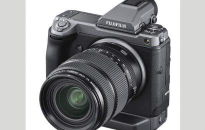 Fujifilm India's GFX 100