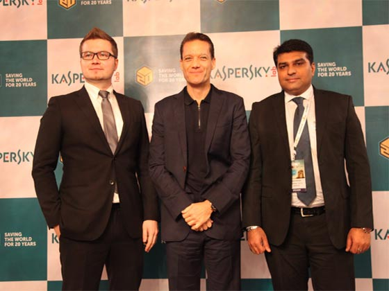 Kaspersky Lab Powered Cyber Resilience Summit
