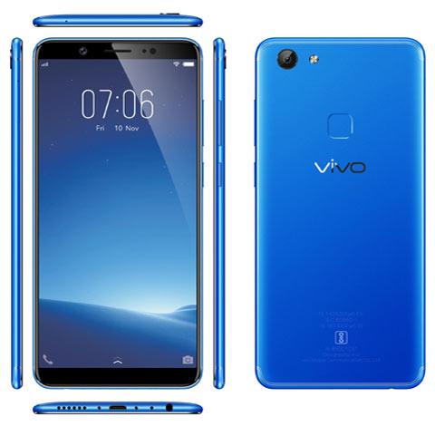 Vivo V7 Blue Variant