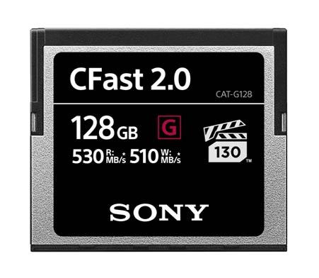 Sony CFast 2.0 128GB