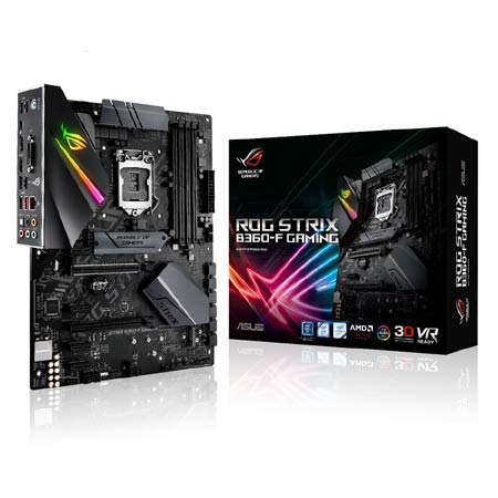 ROG STRIX B360-F Gaming with Box