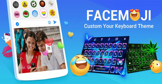 Baidu Facemoji Keyboard