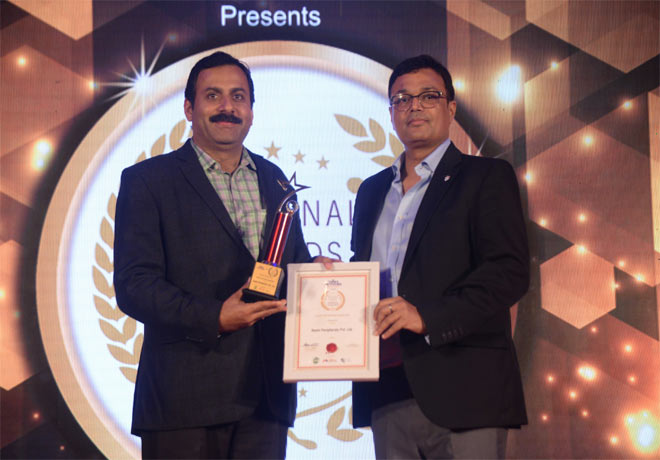 Rashi Peripherals Wins National Award for Marketing Excellence