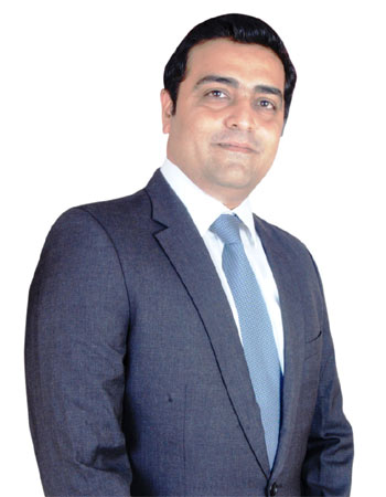 Amod Phadke, Sales & Marketing Director, GCR