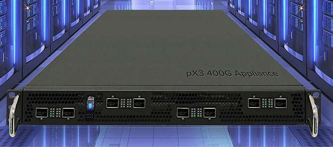 Spirent pX3-400G Appliance