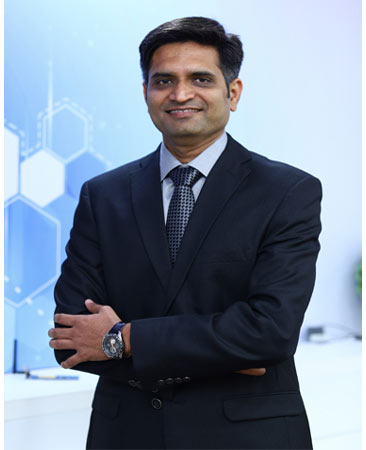 Mr. Kulesh Bansal, Chief Financial Officer, Infogain