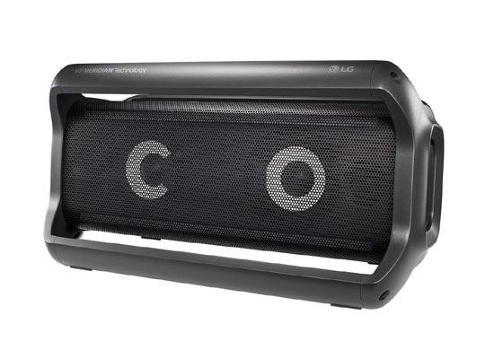 LG PK7 speakers