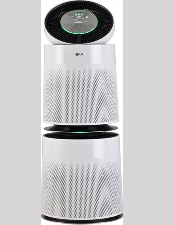 LG Air Purifier PuriCare
