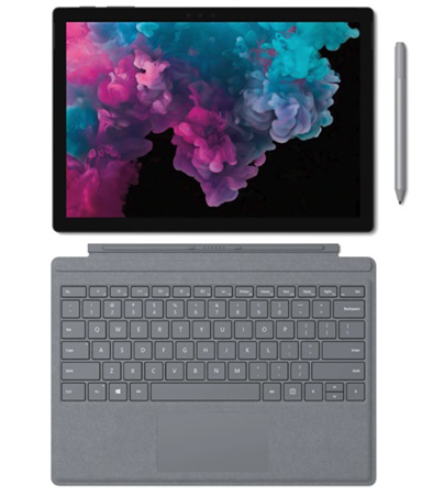 Microsoft launches Next Generation Surface Pro 6