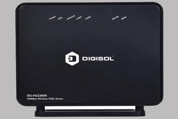 Digisol DG VG2300N Router