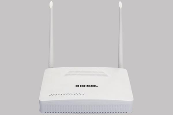 DIGISOL unveils Next-generation GPON Router