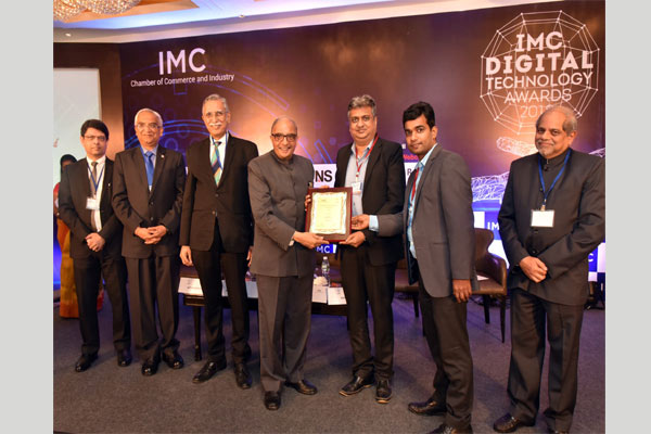 3i Infotech MFund Plus bags IMC Digital Technology Award