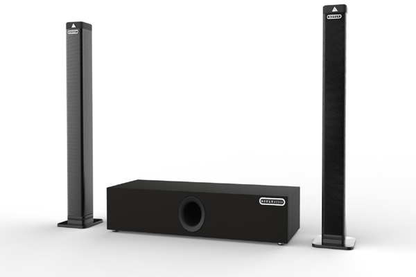 Boult Audio Soundbars with Woofer