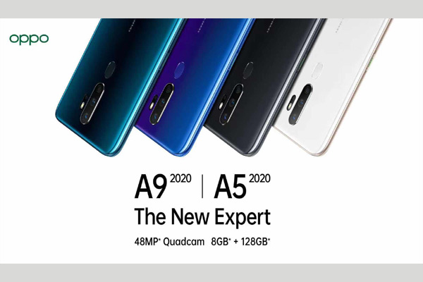 OPPO A5 and A9 2020