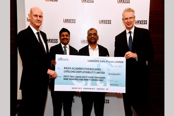 LANXESS India skill centre