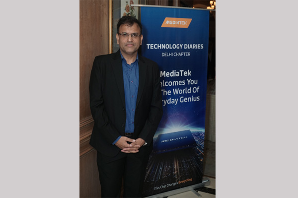 Anku Jain MD MediaTek India