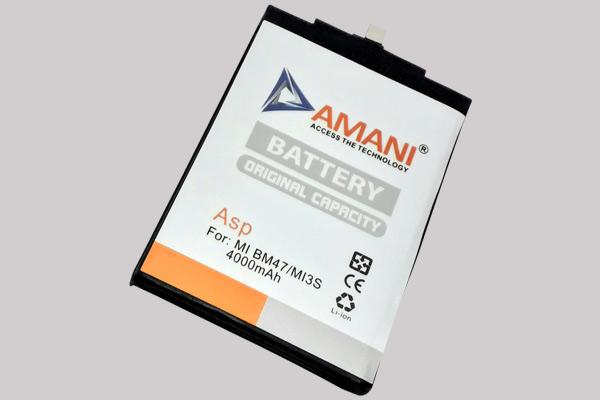 AMANI Mi BM 47/MI3S Mobile Battery.