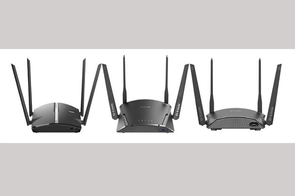 D-Link brings EXO Router