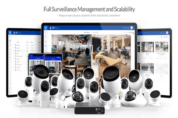 UniFi Protect G3 Video Surveillance Series