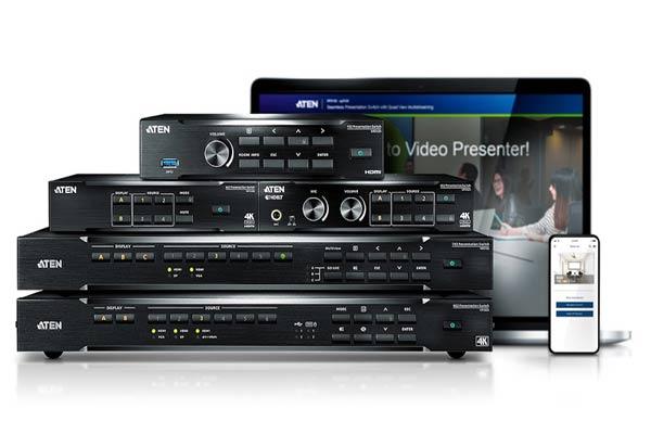 ATEN VP Series Presentation Switches