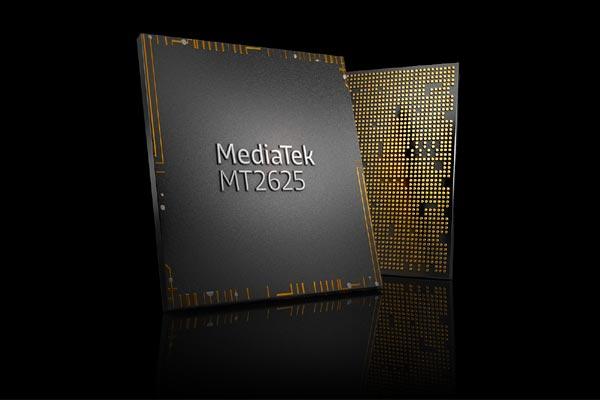 MediaTek MT2625 Black