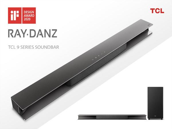 TCL 9 Series Ray·Danz Soundbar