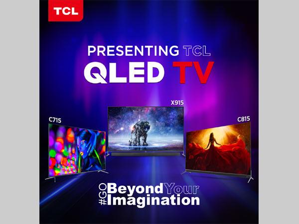 TCL QLED Presenting