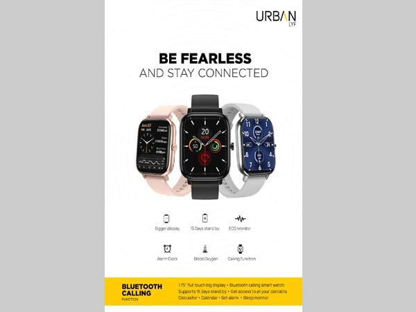 Inbase-Urban-LYF-Smartwatch