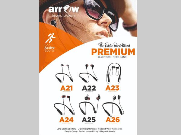 Arrow-A-Series_Neckband