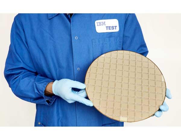 IBM-Telum-Processor-Wafer